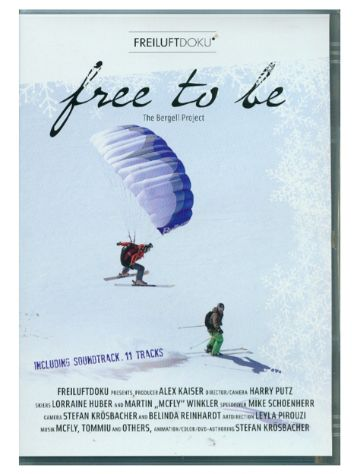 Freiluftdoku Free To Be DVD