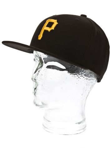 New Era MLB Pittsburgh Pirates On Field Game Cap