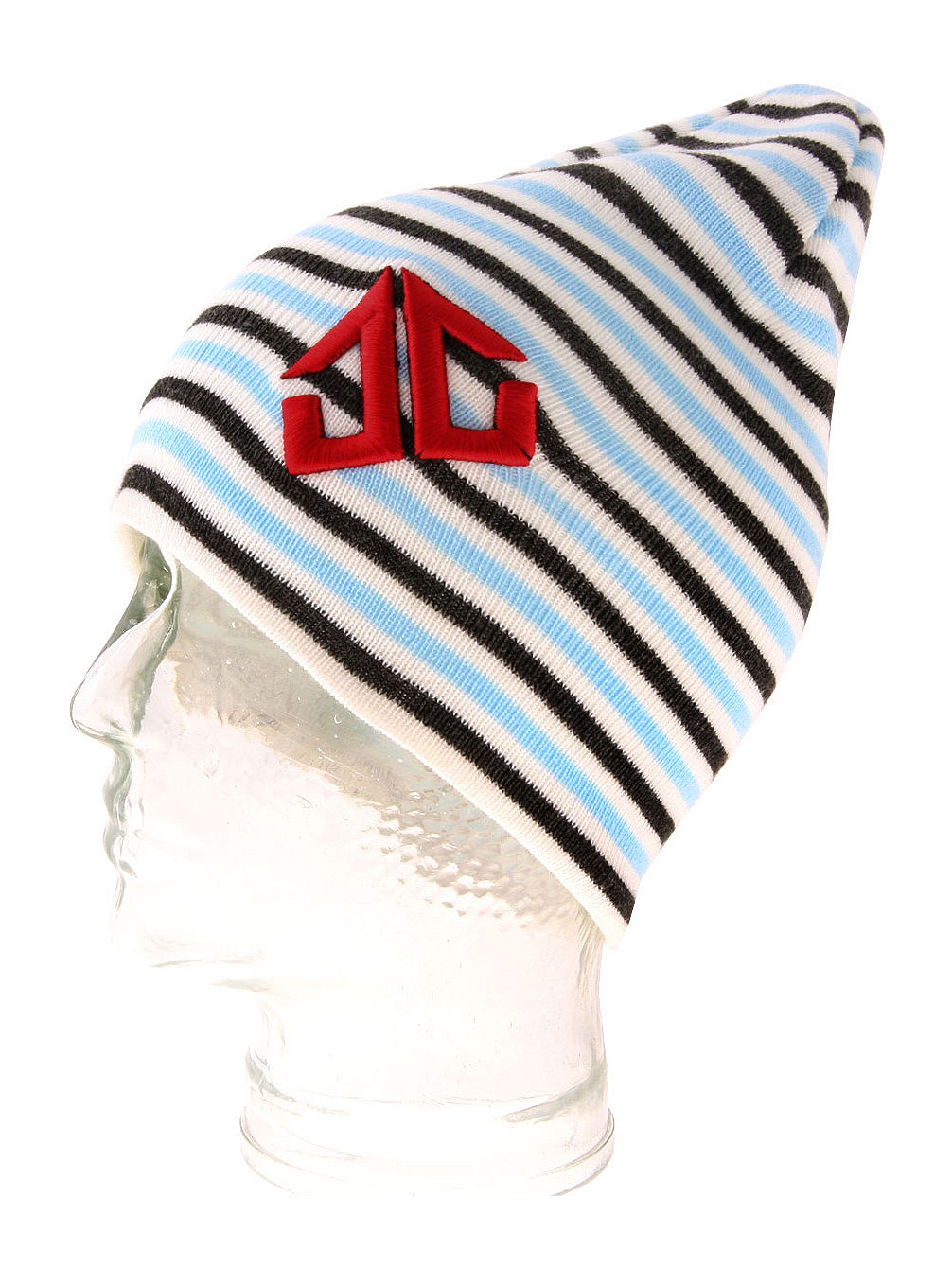 The Stripee Fresh Beanie