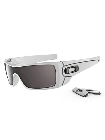 Oakley Batwolf polished white