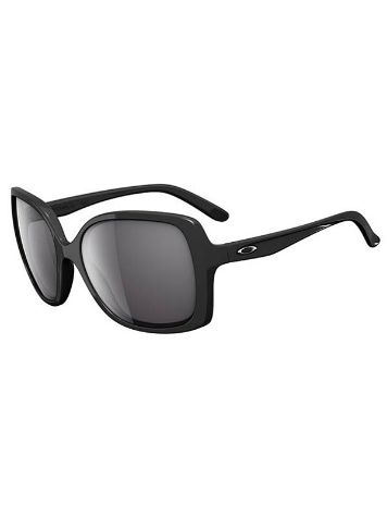Oakley Beckon polished black Women