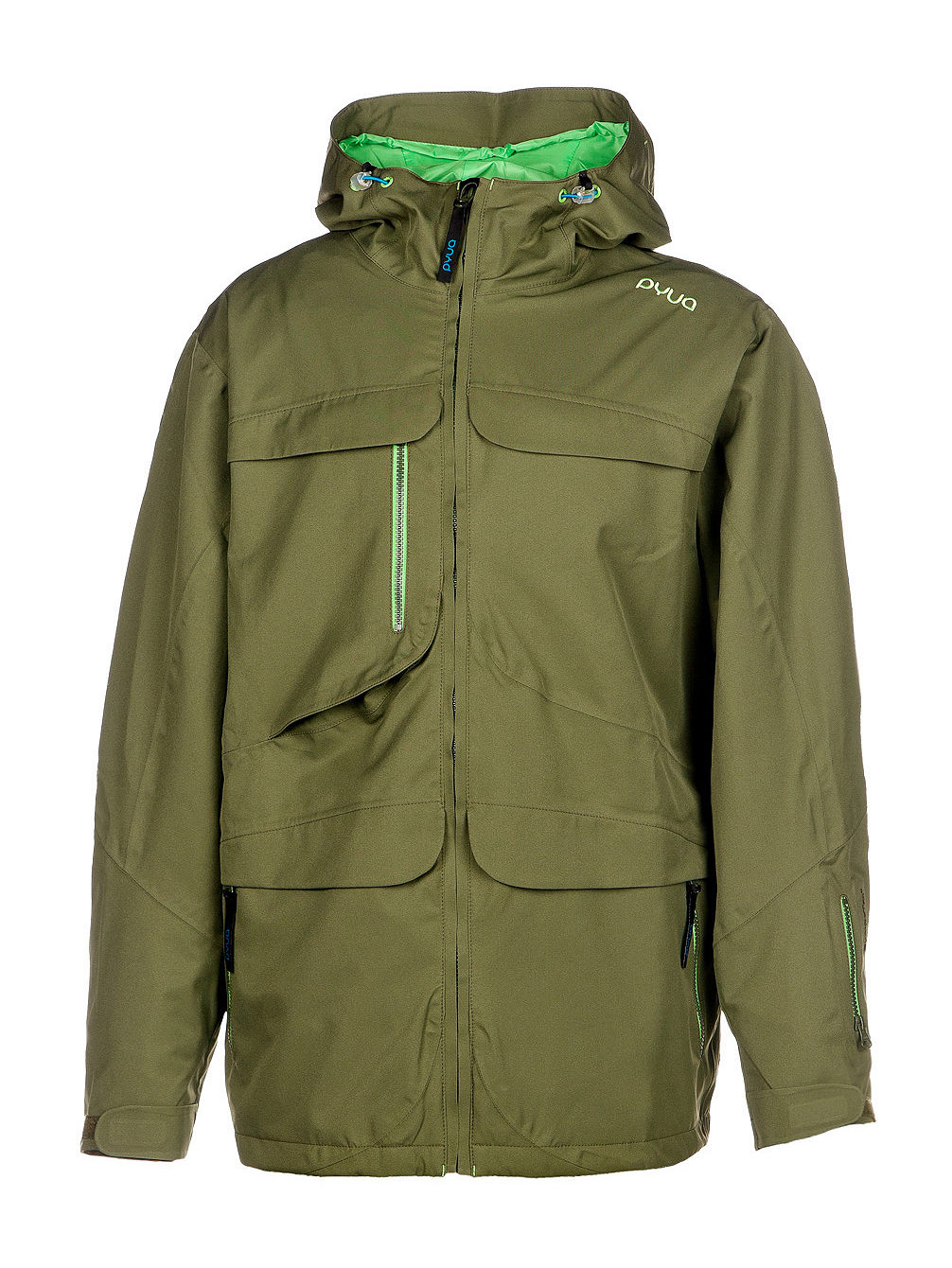 Whizz 3L Lined Jacket