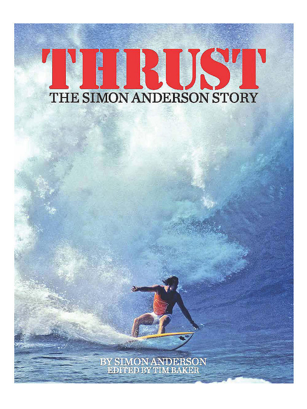 Thrust Book