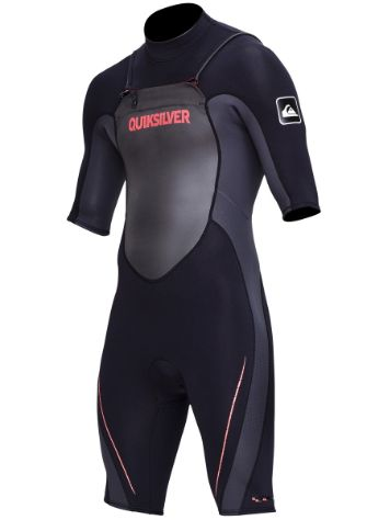 Quiksilver Syncro 2/2MM S/SL Chest Zip Spring Suit
