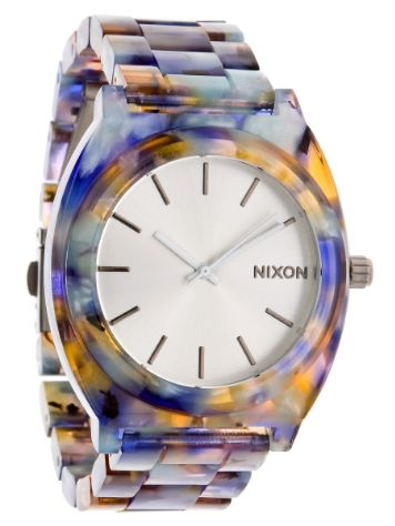 Nixon TheTimeTeller Acetate Women