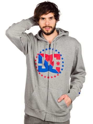 DC Power Move Zip Hood