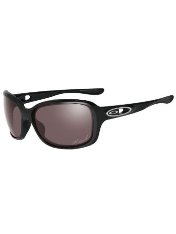 Oakley Urgency polished black Women