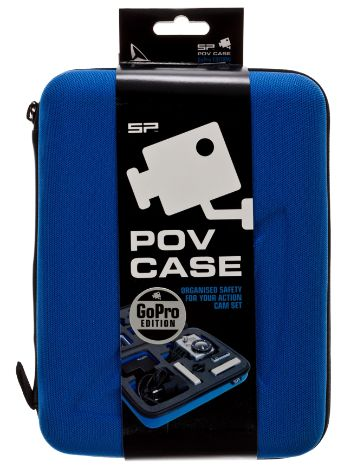 SP Gadgets Cam Case GOPRO-Edition blue
