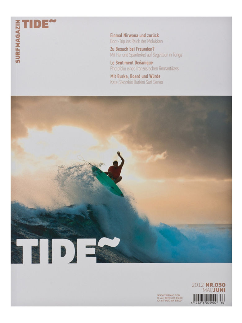 B�cher Tide Tide Issue 30 vergr��ern