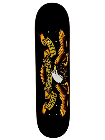 "Antihero Classic Eagle black LRG 8.125"" x 32"" Deck"
