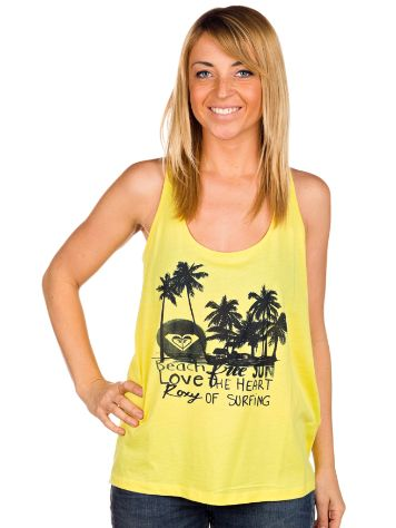 Roxy Shiny Sand Tank Top