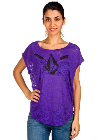 Volcom Tri Blend Circle Fashion T-Shirt SS