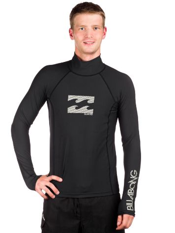 Billabong Junction High Collar LS Rashguard