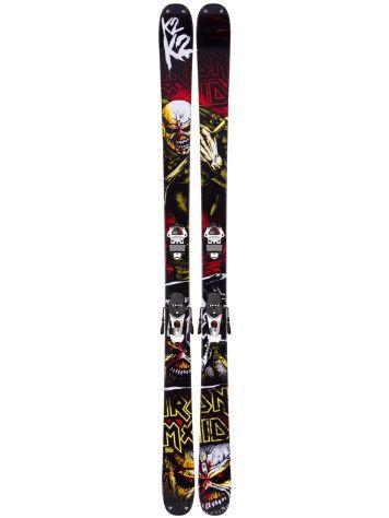 Oferta: K2 Iron Maiden Griffon 13 Set 164 2013