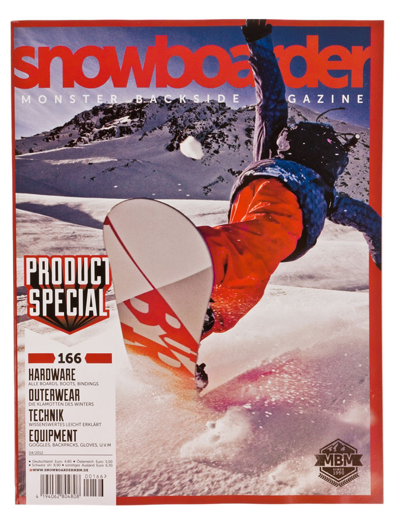 Snow Magazin MBM MBM#166Monster vergr��ern