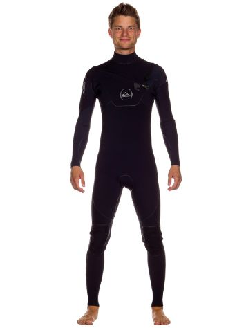 Quiksilver Cypher 3/2 L/SL Chest Zip Steamer