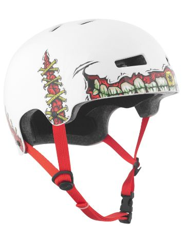 TSG Evolution Graphic Trash Helmet Youth Boys