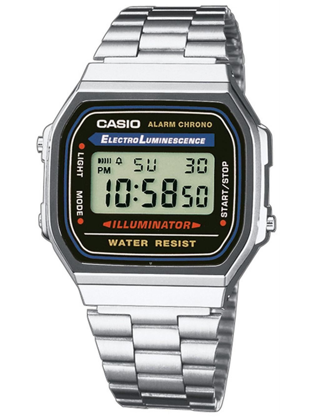 Casio A168WA-1YES Orologi