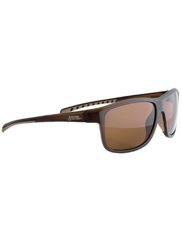 Red Bull Racing Eyewear MERE frosted dark brown/brown rubber