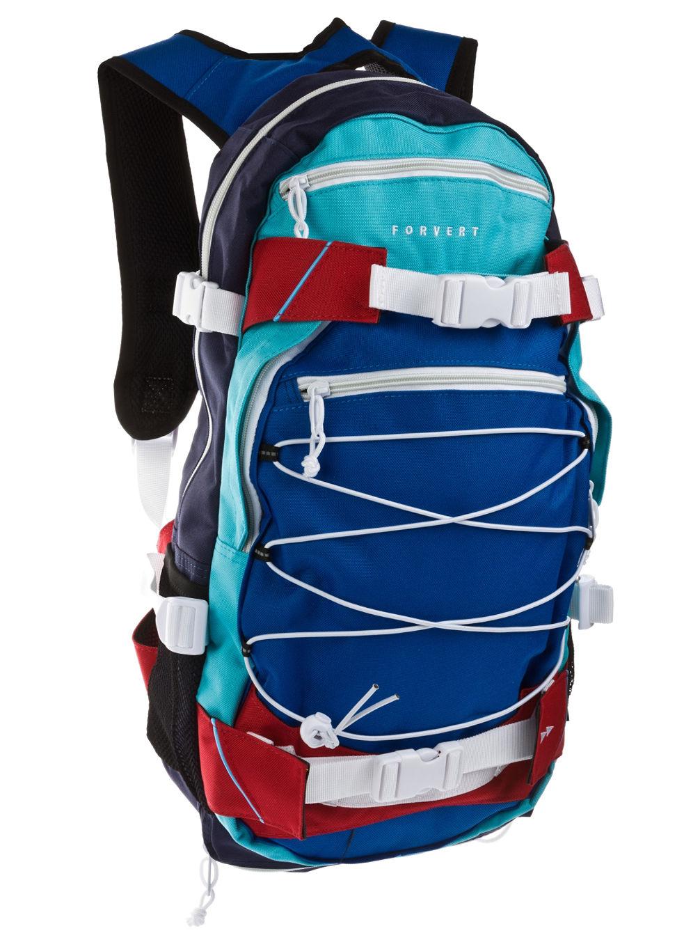 buy forvert ice louis backpack online at blue. Black Bedroom Furniture Sets. Home Design Ideas