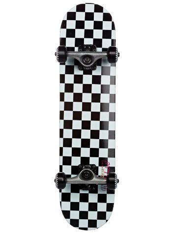 Checkerboard Black/White 7.5 Complete