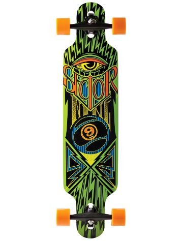 Sector 9 Seeker 13 Green Drop Trough 9.1 x 39.0 Compl