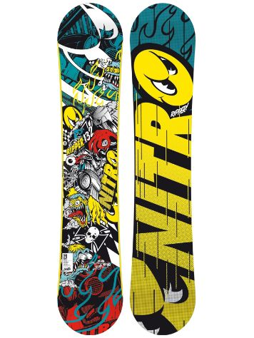 Nitro Ripper 132 2014 Youth