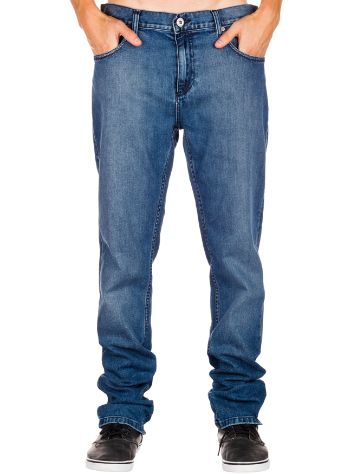 DC Straight Up Light Indigo Jeans
