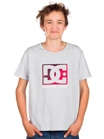 DC Cross Star T-Shirt Boys