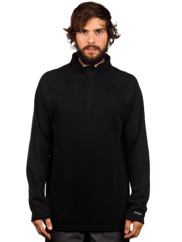 Burton Wool 1/4 Zip Tech Shirt LS