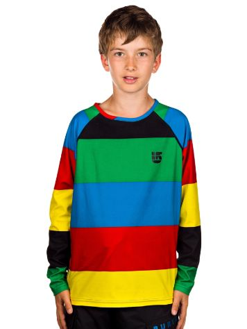 Burton Explorer Crew Tech Shirt LS Boys