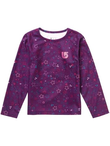 Burton Mini Top Tech Shirt LS Girls