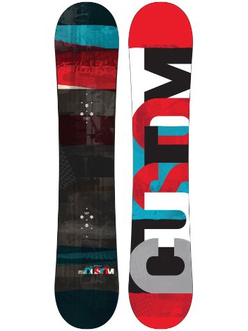 Burton Custom Smalls 145Wide 2014 Boys
