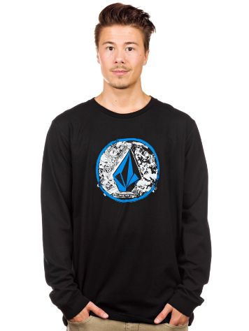 Volcom Punk Circle T-Shirt LS