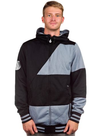 Volcom Johnny Fleece Zip Hoodie