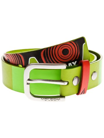 Volcom Creature PU Belt Boys