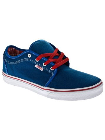 Vans Chukka Low Skateshoes Boys