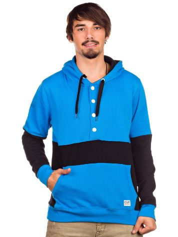 Colour Wear Block Hoodie