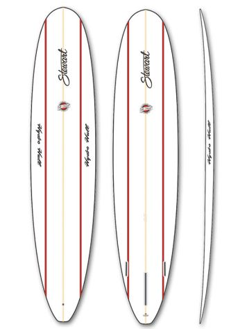 Stewart Stewart Hydro Hull PU 9.2 Red/Black