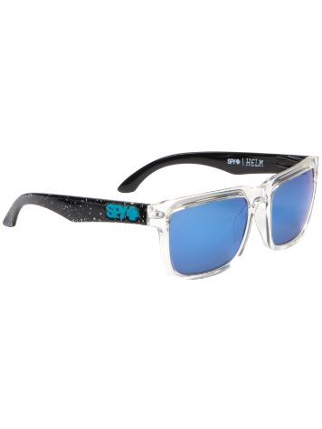 Spy Helm Ken Block Splatter 90 Clear Grey Bl