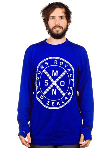 Mons Royale Original LS Tech Tee