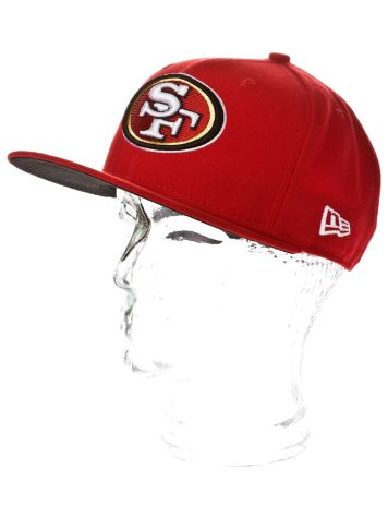 New Era NFL On Field San Francisco 49ers Game Ca