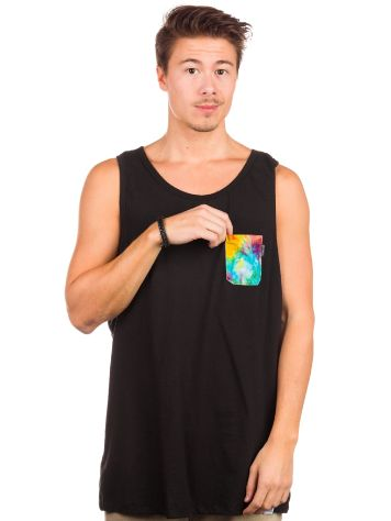 akomplice Tie Dye Pocket Tank Top