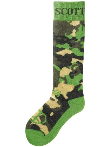 Scott Bluebird Troop Socks Boys