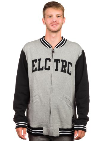 Electric Established Zip Hoodie