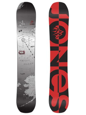 Jones Snowboards Solution Split 158 2014