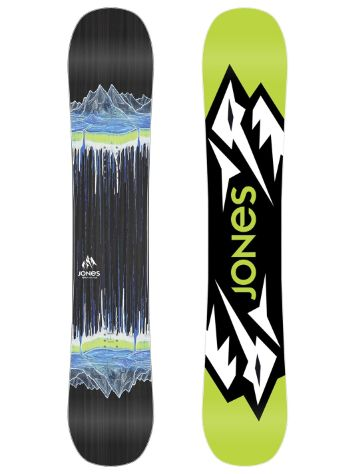 Jones Snowboards Mountain Twin 157 2014
