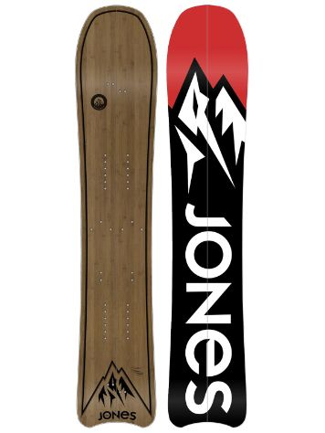 Jones Snowboards Hovercraft Split 156 2014