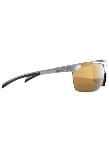 Red Bull Racing Eyewear Kend matt metallic silver/grey rubber