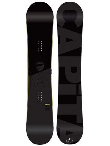 "Capita ""NAS"" Normal Ass Snowboard 162 2014"
